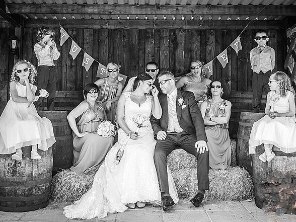 Yarlington Barn Wedding Gallery