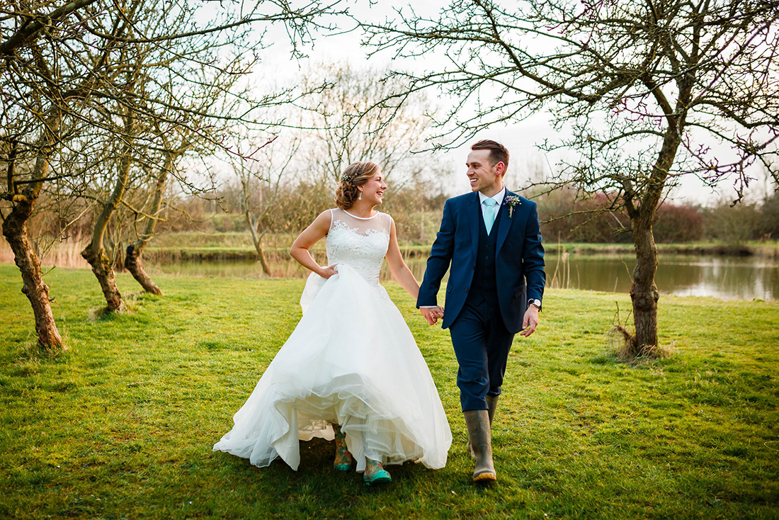 Yarlington Barn Wedding